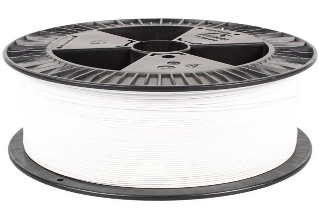 Filament 1,75 PETG - bílá 2 kg