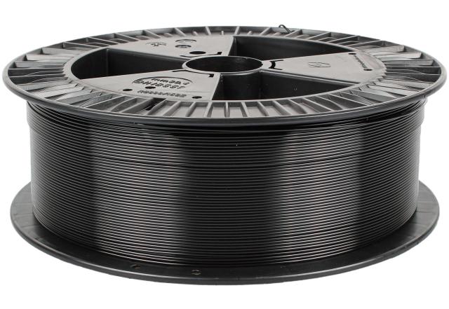 PETG - černá (1,75 mm; 2 kg)