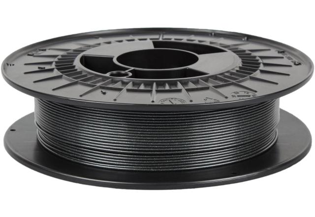 PETG metalická edice - břidlicová stříbrná (1,75 mm; 0,5 kg)