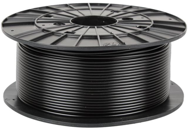 PETG - černá (2,85 mm; 1 kg)