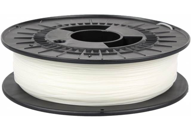 TPE 88 RubberJet Flex - translucent (1,75 mm; 0,5 kg)