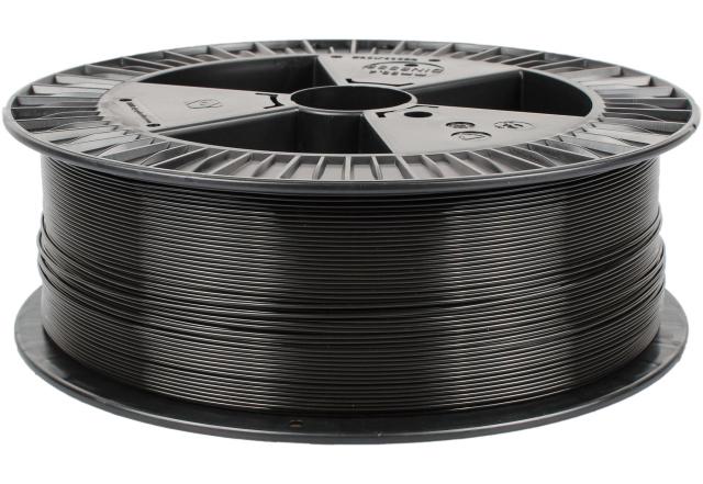PLA - černá (1,75 mm; 2 kg)