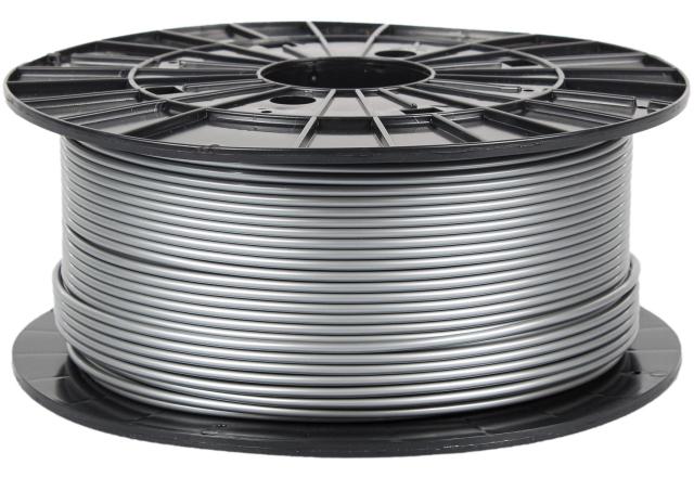 PLA - stříbrná (2,90 mm; 1 kg)