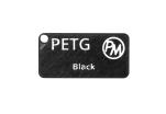 Vzorek PETG - černá (1,75 mm; 10 m)
