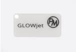 Vzorek PLA GlowJet - svítící ve tmě (1,75 mm; 10 m)
