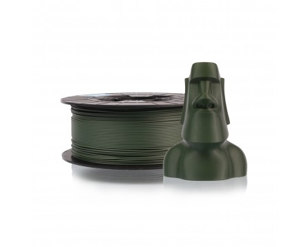 """PLA+ Army edice - """"Woodland Green"""" (1,75 mm; 1 kg)"""