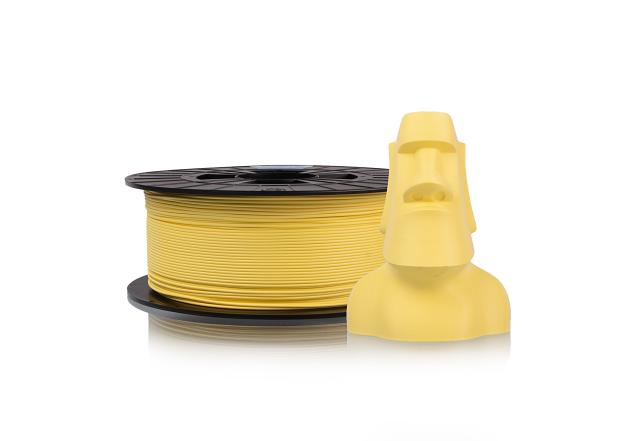 "PLA+ pastelová edice - ""Banana Yellow"" (1,75 mm; 1 kg)"