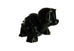 PETG - černá (1,75 mm; 1 kg)