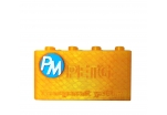 PETG - transparentní žlutá (1,75 mm; 1 kg)
