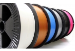 Filament 1,75 PLA stříbrná 2 kg