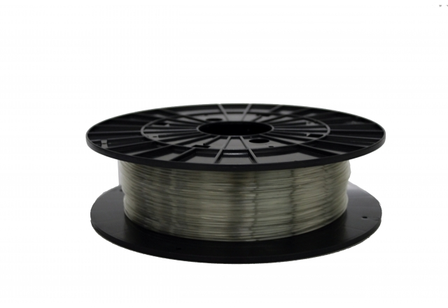 PET 46 recyklát - transparentní (1,75 mm; 0,5 kg)