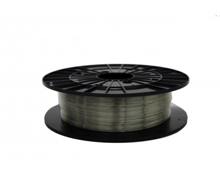 Filament 1,75 PET 46 Transparentní 0,5 kg
