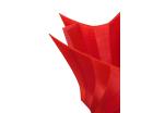 Filament 1,75 PETG - transparentní červená 1 kg