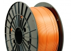 Filament 1,75 PLA - oranžovohnědá 1 kg