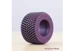 TPE 88 RubberJet Flex - metalická fialová (1,75 mm; 0,5 kg)