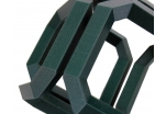 Filament 1,75 PLA - metalická zelená 1 kg