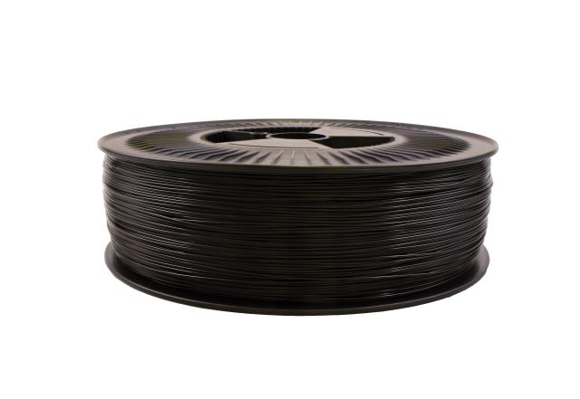 Filament 1,75 PLA černá 5 kg