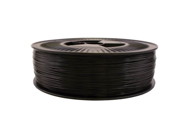 Filament 1,75 ABS  černá 5 kg