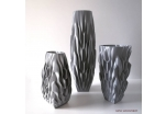 PLA - stříbrná (1,75 mm; 1 kg)