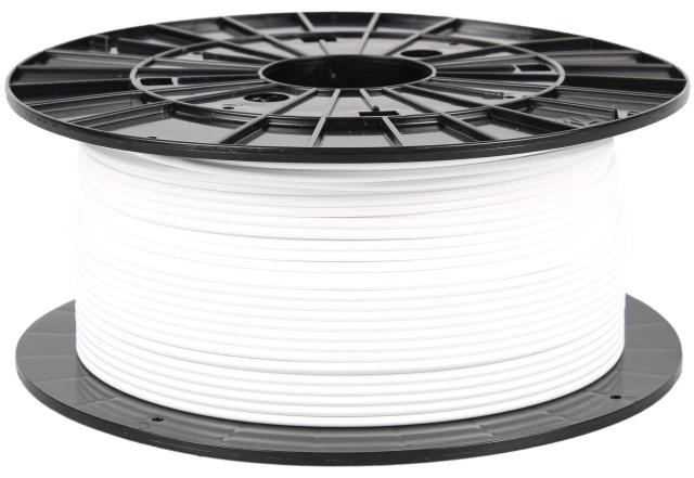 PLA - bílá (2,85 mm; 1 kg)