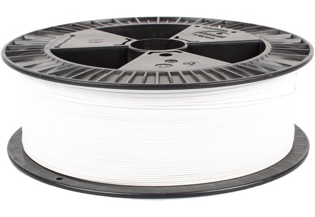 PLA - bílá (1,75 mm; 2 kg)