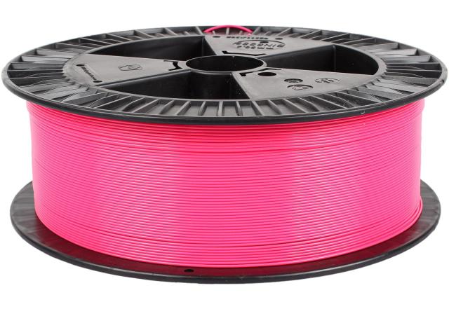 PLA - růžová (1,75 mm; 2 kg)