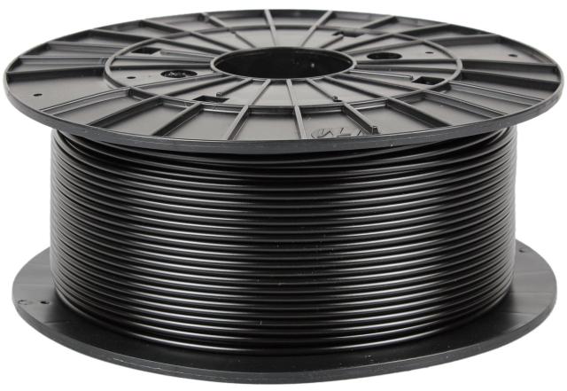 PLA - černá (2,85 mm; 1 kg)