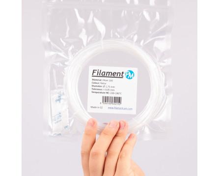Vzorek PAJet 160 nylon - natur (1,75 mm; 10 m)